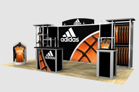 Retail Trade Show Booths