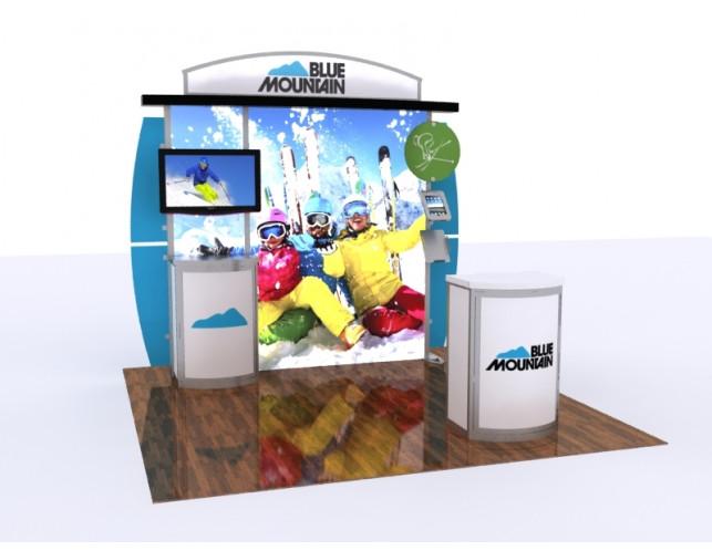 SuperNova Lightbox Display