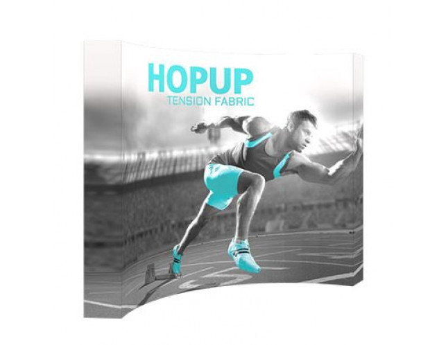 10' Curved HopUp