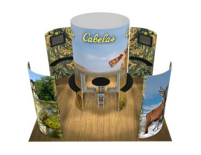 Cabela's Panoramic Kit 20ft x 20ft (As Shown: $40229)