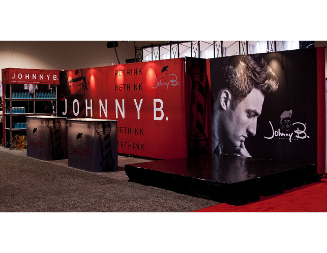 Johnny B Booth