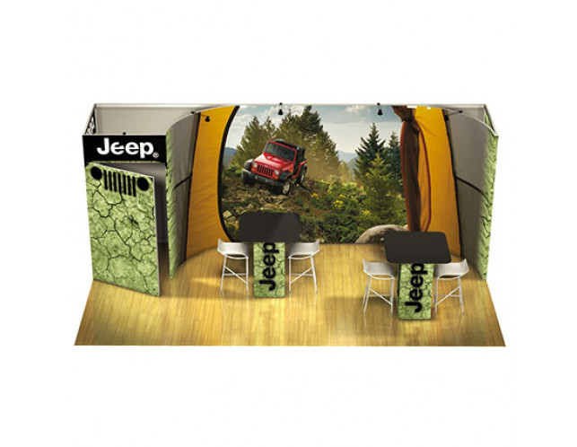 Jeep Display with Storage As Show $14,939