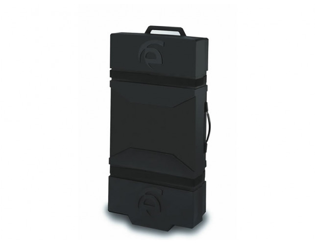 LT-550 Portable Roto-molded Case with Jigging for iPad Kiosk