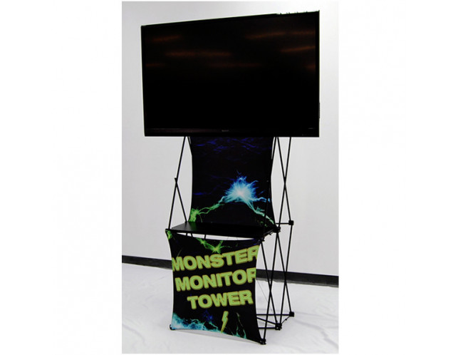 Monstor Monitor Tower