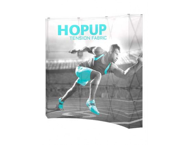 Replacement Graphic 8' HopUp