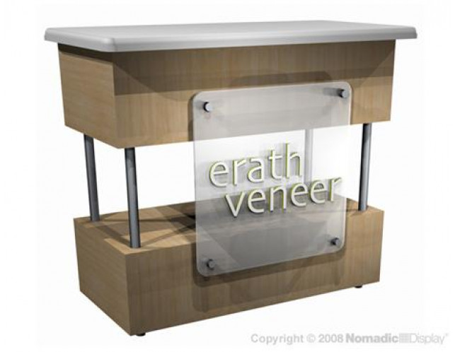 Erath Veneer Counter