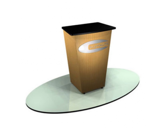 Alumalite Free Standing or Fixed Counter / Podium