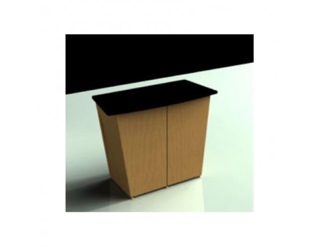 Alumalite Double Wide Counter / Podium