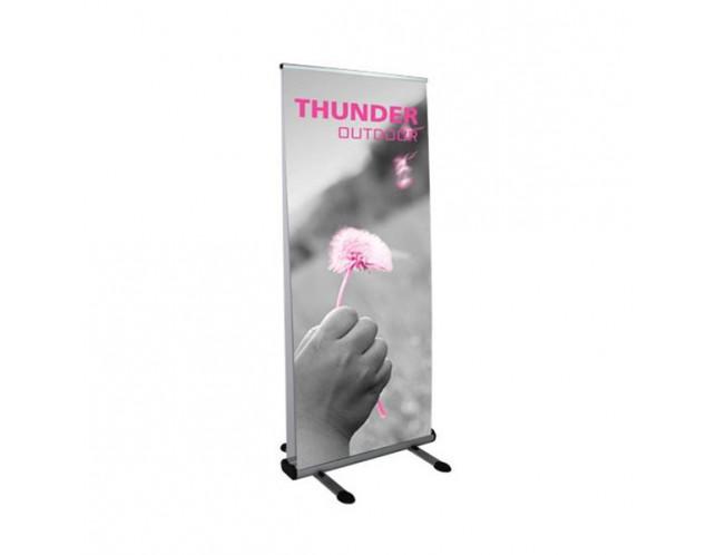 TSE Thunder Banner Stand