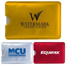 Branded RFID Blocking Sleeve