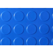 Designer Flex Flooring Coin Blue