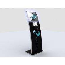 MOD-1361 iPad Kiosk/Lightbox-Black