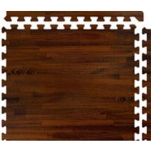 Soft Wood Interlocking Flooring