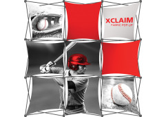 Xclaim Multi-Fabric 3x3 Kit 1