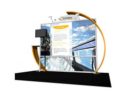 Mt. Antero Sustainable Hybrid Display