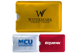 Branded RFID Blocking Sleeve