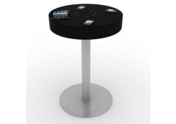 Cell Phone Charging Station Table