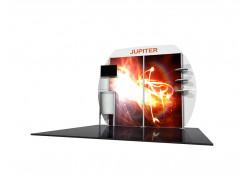 TSE EcoFly Jupiter 10' x 10' Sustainable Hybrid Display