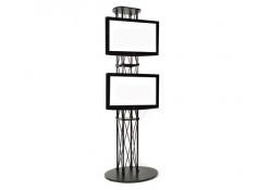 EZ Fold Dual Monitor Stand