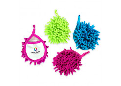 Fun Frizzy Finger Dusters for Customers