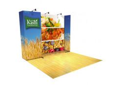 Kashi Foods Panoramic Display