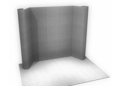 PLP-2 10' Curved End Panels
