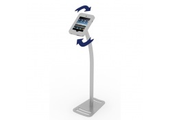 Freestanding Swivel iPad kiosk