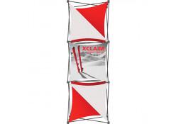 Xclaim Multi-Fabric 1x3 Kit 4