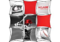 Xclaim Multi-Fabric 3x3 Kit 1