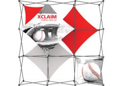 Xclaim Multi-Fabric 3x3 Kit 2