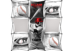 Xclaim Multi-Fabric 3x3 Kit 5