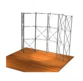 10ft pop-up frame