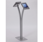 Freestanding Swivel iPad kiosk