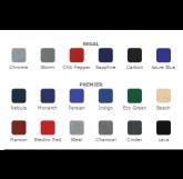 OCP Shipping Case Fabric Options
