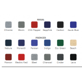 OCP Shipping Case Fabric Options