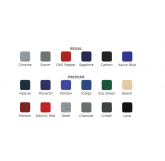 Fabric Roll Wrap Options for OCP Case (converts shipping case in to a podium)
