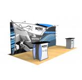 Missouri Mountain 10'x20' Inline Trade Show Display