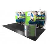La Plata Peak 10' X 20' Inline Trade Show Display