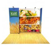 Kashi Foods Panoramic Display View 2