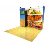 Kashi Foods Panoramic Display View 3