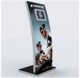 MOD-1363 iPad Kiosk and Lightbox