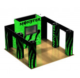 Monster 20ft x 20ft Priced As shown $45,569