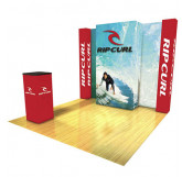 Rip Curl Display with podium $9299