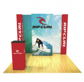 Rip Curl Display with Podium View 2