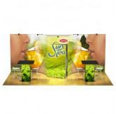 Sun Tea Curved 10'x20' View 2