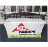 Water Resistant & Fire-Retardant Table Throws